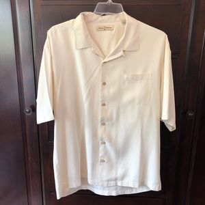 Tommy Bahama: Men's Weekend Tropics Silk Shirt